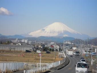今日の富士山170215
