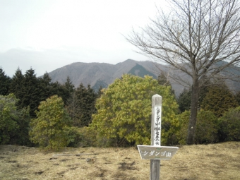 ジダンゴ山170218