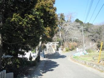 酒匂神社170225