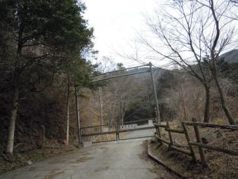 県民の森ゲート170311