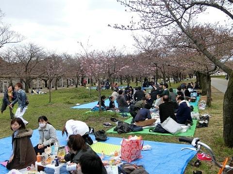 大阪城公園0401