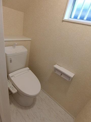 川口新築戸建一階トイレ