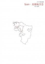 北部②2016 白地図