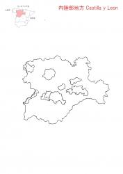 イレオン白地図