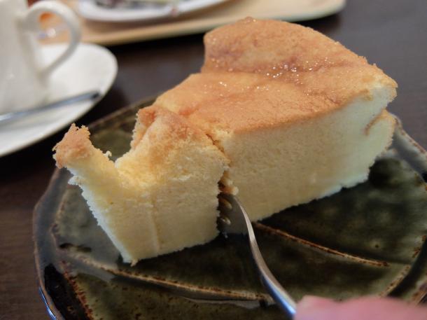 チーズスフレ