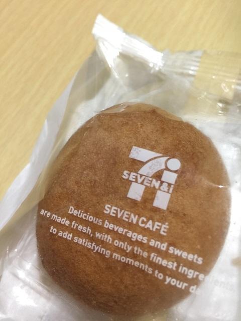 セブンカフェドーナツ あげぽよ(キャラメルクリーム)