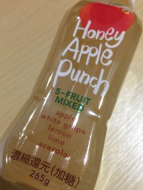 スターバックスコーヒージャパン フルーツミックスジュース ハニーアップルパンチ