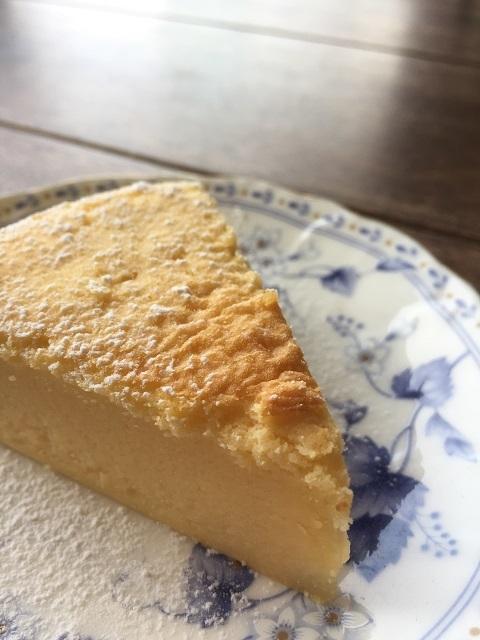 キッチン アンド バー アバディーン チーズケーキ
