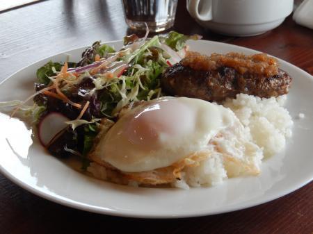 Cafe ippo ロコモコ丼
