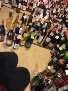 2014 02 26 日本ワイン整理中