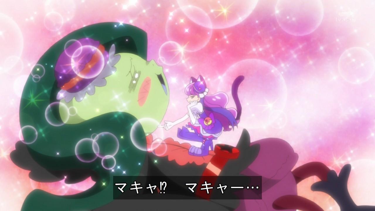 アラプリ#5猫が猫撫で