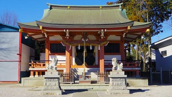 「八雲神社」