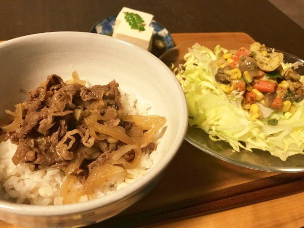 Apr18_牛丼
