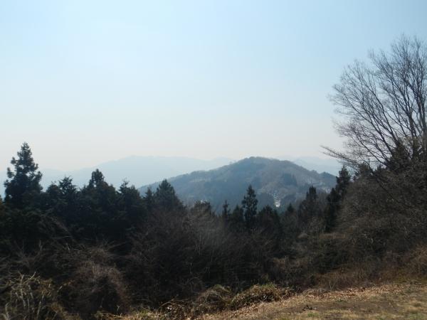 皇鈴山登谷山釜伏山 044