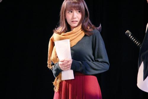 【SKE48】大場美奈、初舞台『ギャグマンガ日和』でヒロイン役
