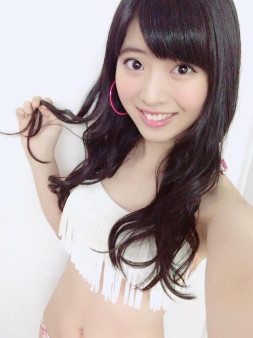 "【AKB48】「台湾留学生」馬嘉伶(マチャリン)、""ビキニ姿""に初挑戦 「また撮りたい」と意欲"