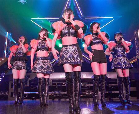 フェアリーズ、5人体制で初ステージ!伊藤萌々香「スタート地点」