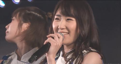 【AKB48】「4期生」中田ちさと、卒業を発表「こんな私を見つけてくれて、本当に感謝の思いでいっぱいです」