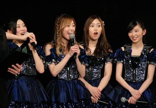 【SKE48】2年3か月ぶりの「地上波冠番組」放送が決定 松井珠理奈「夢がかなった!」