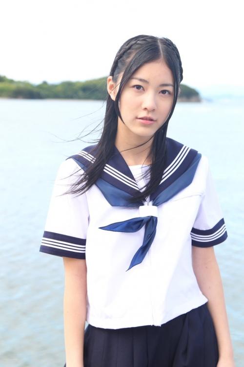 """松井珠理奈、""""13歳""""のセーラー服姿公開 20歳の誕生日に祝福「十代のじゅりな、今までありがとう」"""