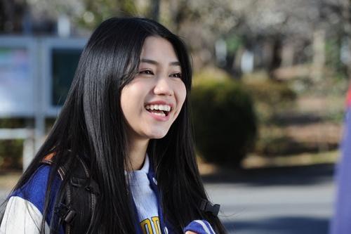 田野優花、念願の映画初主演 金子修介監督が大絶賛!「小柄だけどビッグでパワフルな女優が現れた」