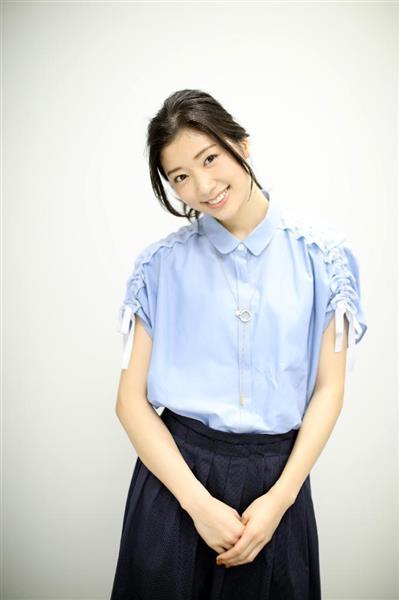 女優、相楽樹 ドラマ初主演で演じるのは本人役! NHK朝ドラ「とと姉ちゃん」でブレーク