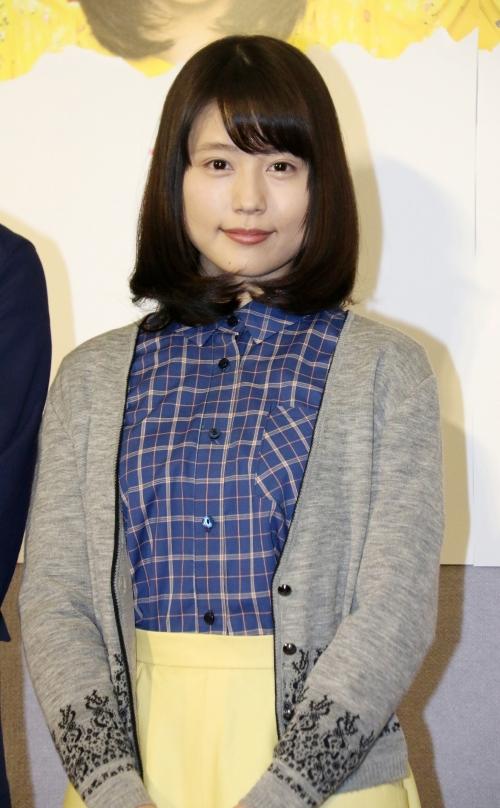 有村架純:朝ドラ「ひよっこ」ヒロイン役で5キロ増量 「3食お米で自然と…」