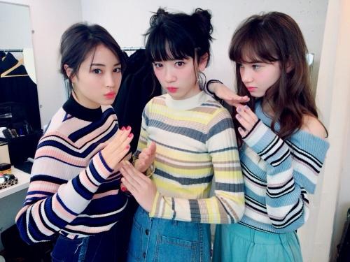 永野芽郁広瀬すずマーシュ彩 三姉妹ショットに可愛すぎて「死ぬー」の声