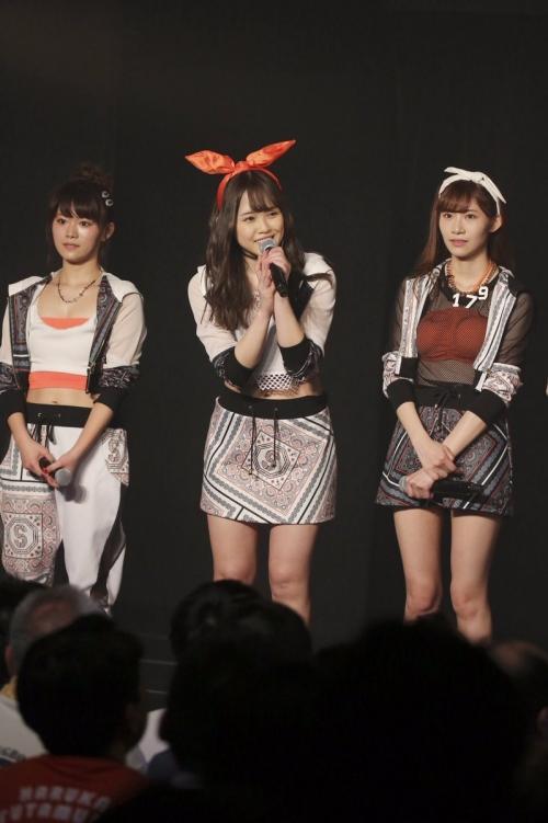 【SKE48】竹内舞、卒業を発表「『えー!』って言ってくれた」 「すごく前向きな卒業」も今後明かさず