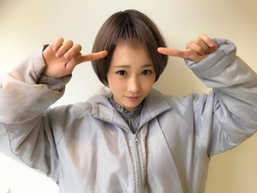 川栄李奈の関西弁ショートカットが「メチャクチャ可愛い」と話題に