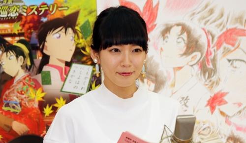 吉岡里帆、宮川大輔と公開アフレコ収録 関西弁は「気持ちこもりやすい」