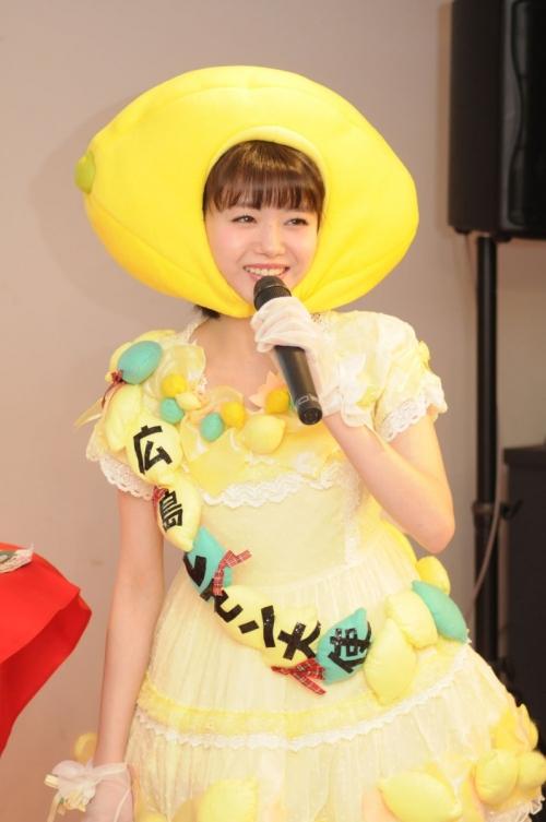 市川美織「レモンとともに」総選挙ランクイン宣言