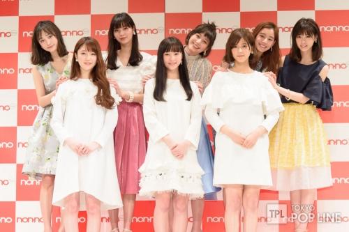 【欅坂46】渡邉理佐、『non-no』専属モデルに抜てき グループ初「すごく憧れていたので、うれしいです」