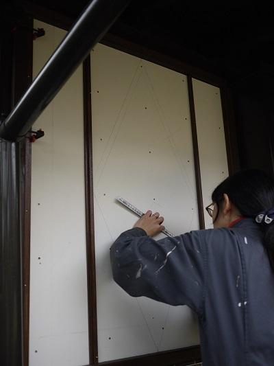 昭和な外壁2-7