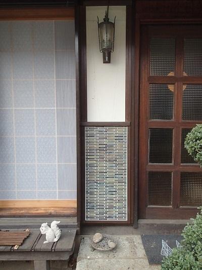 昭和な外壁2-9