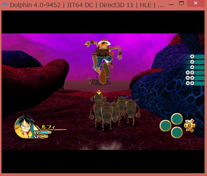 パソコンでWiiのエミュレータソフトDolphinを遊ぶ14-00-11-899