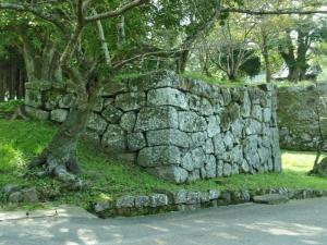 №44・「上ノ門」跡の石垣