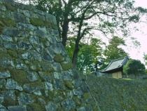 №47・「着見櫓」石垣の西側の勾配