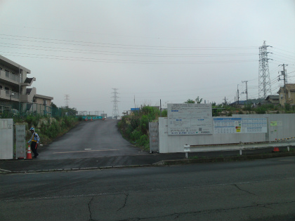 新府中街道13