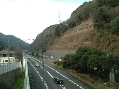 東山トンネル11