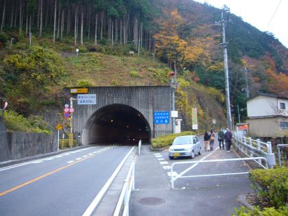氷川隧道11