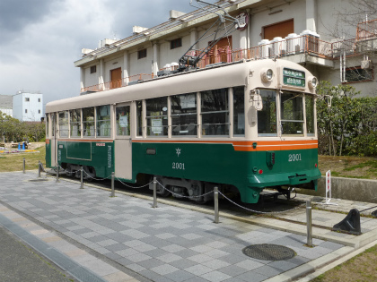 旧二条駅舎04