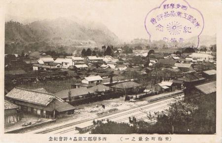 青梅駅01