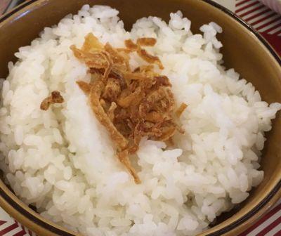 洋食グランドZEN キーマカレー用のご飯