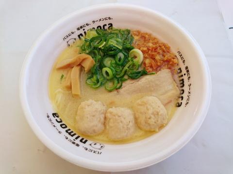 麺処若武者鶏白湯at福岡ラーメンショー2017