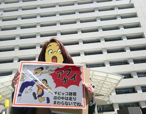 福岡ラーメンショー2017公式ナビゲーター美人のお姉さん