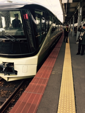 超豪華列車 四季島