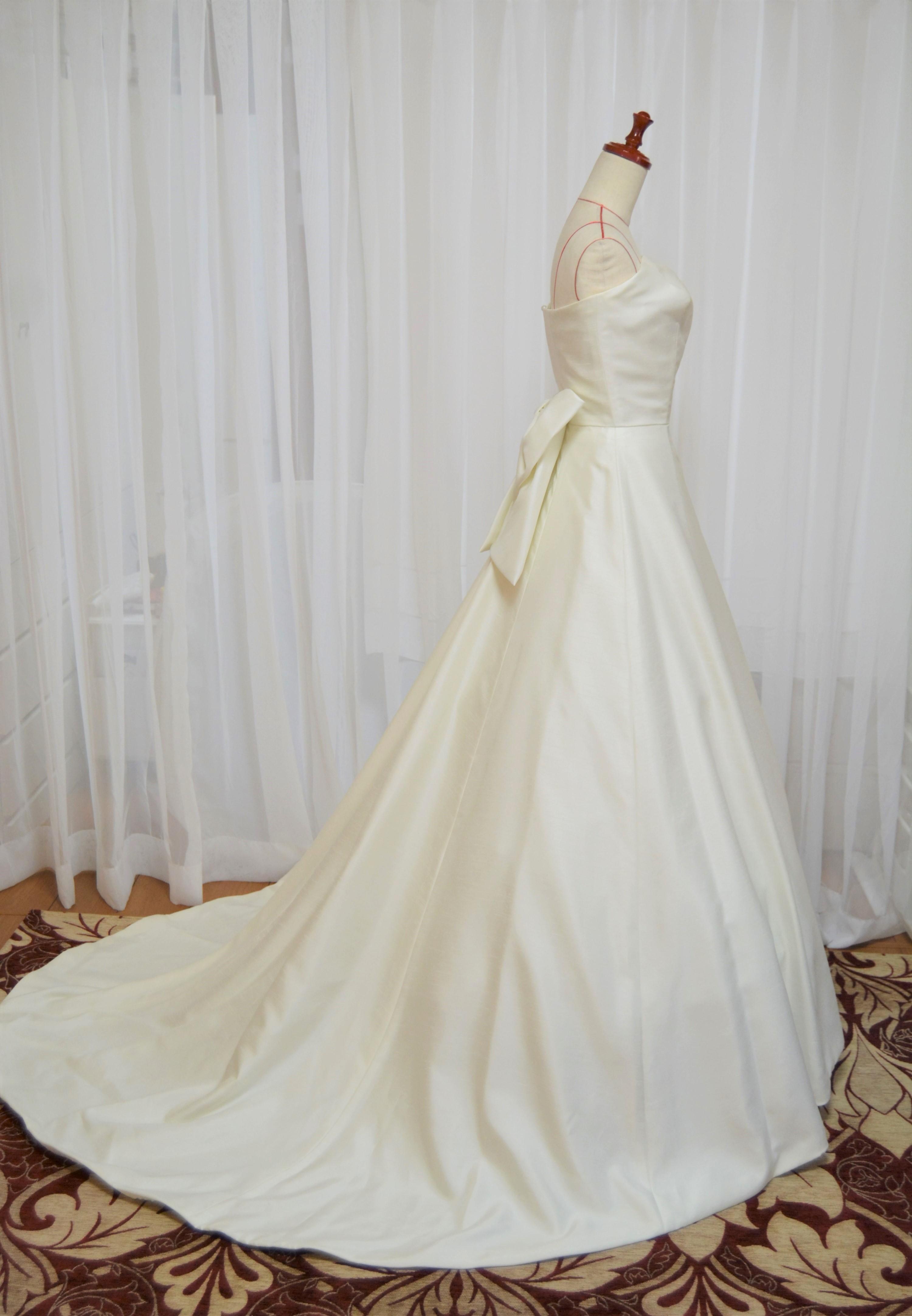 hanayomesalon Aライン ウエディングドレス