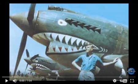 【動画】「宣戦布告」をせずに戦争を仕掛けたのはアメリカだった フライング・タイガース [嫌韓ちゃんねる ~日本の未来のために~ 記事No15129