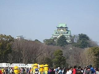 大阪城リレー2